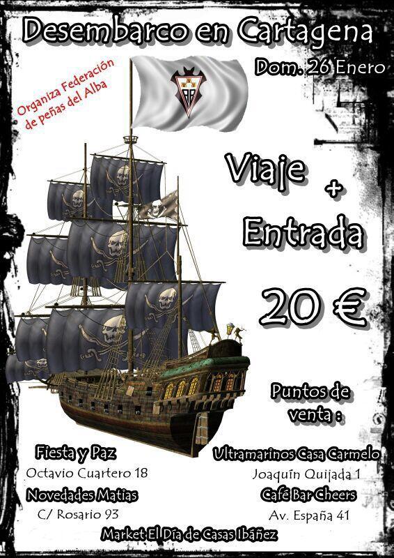 La Federación de Peñas del Albacete Balompié está organizando el