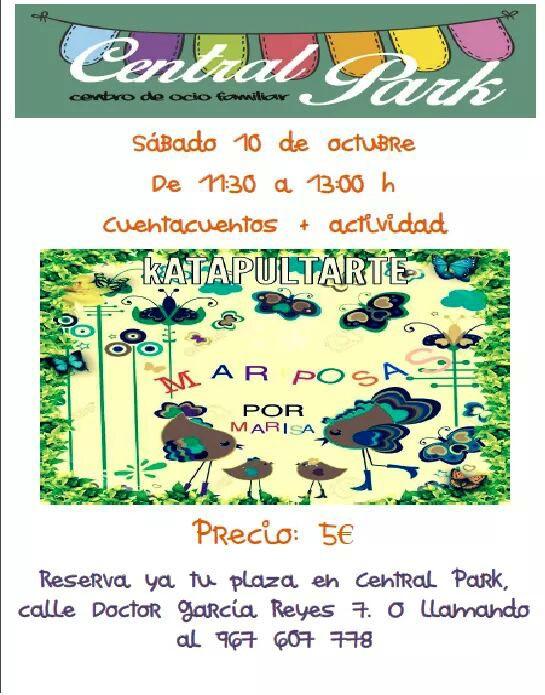 central park albacete