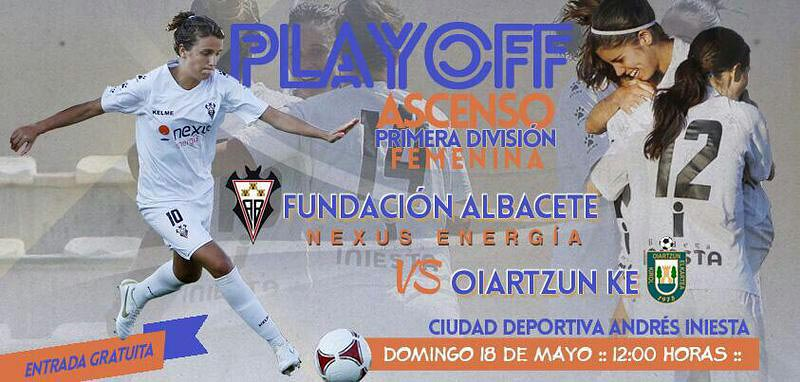 Fundación Nexus play off