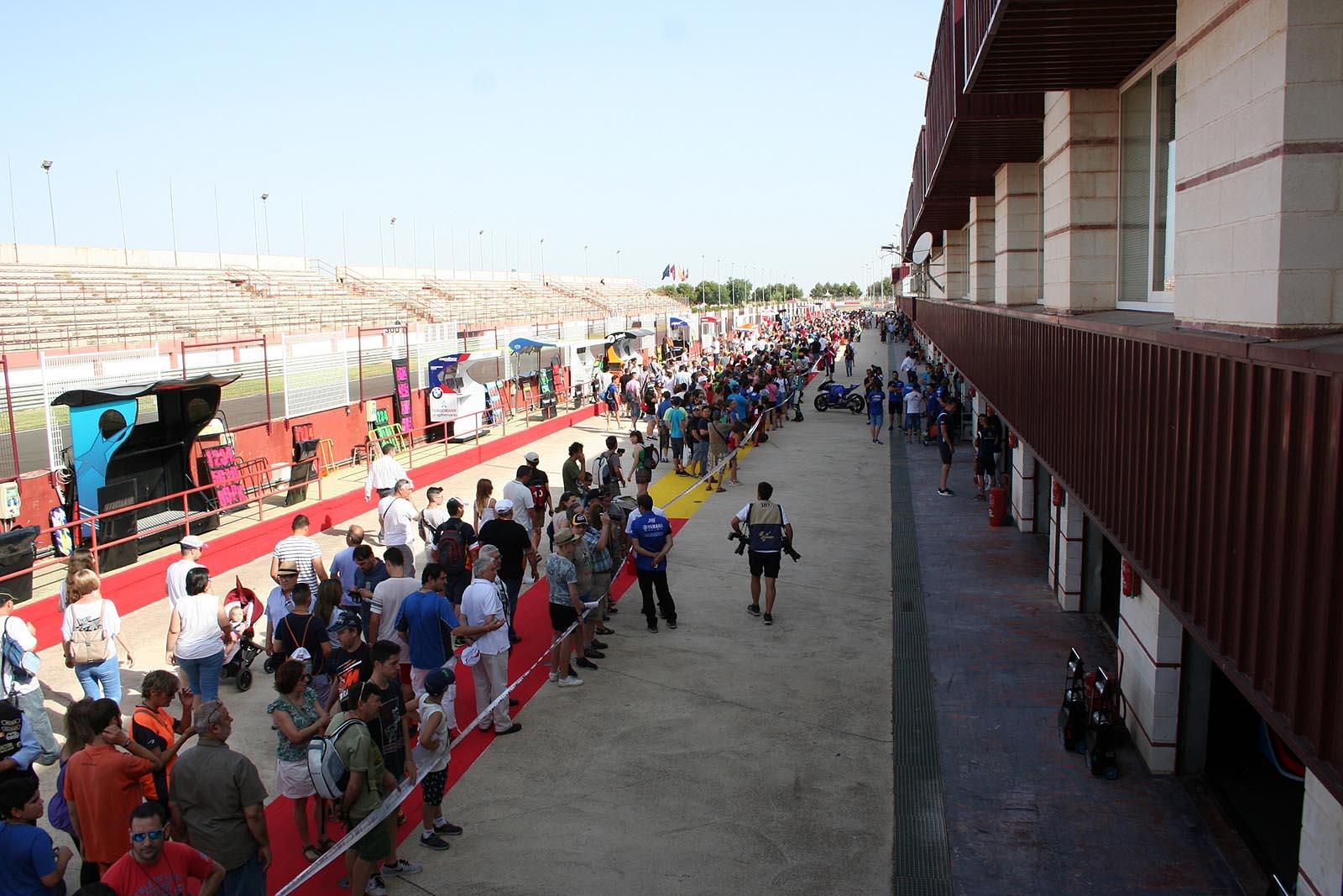 Albacete Circuit : Ya hay calendario para el circuito de velocidad