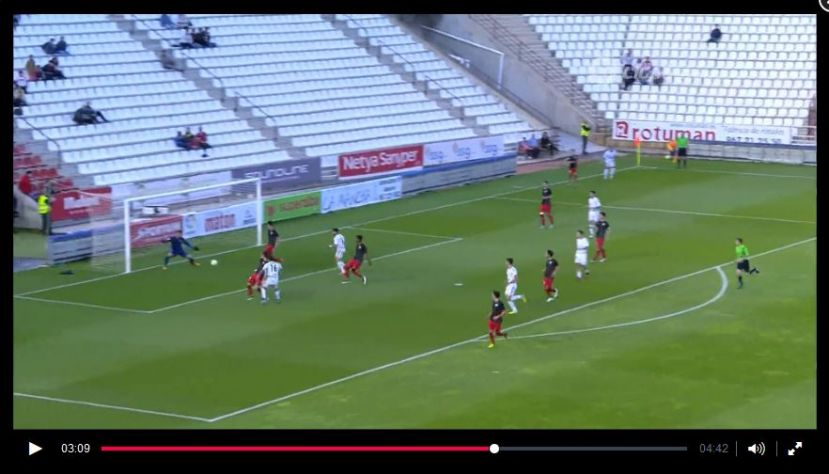 VIDEO ALBACETE - ATL. DE BILBAO