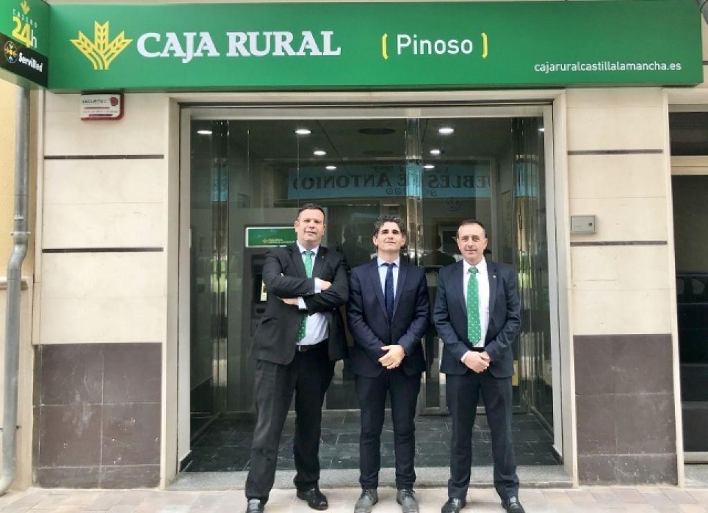 Caja rural castilla la mancha abre nuevas oficinas en for Caja rural jaen oficinas
