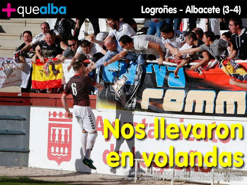 REVISTA DIGITAL, Logroñes - Albacete (3-4)