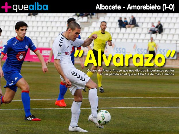 REVISTA DIGITAL, Albacete - Amorebieta (1-0)