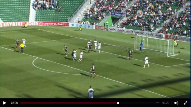 VIDEO ELCHE - ALBACETE