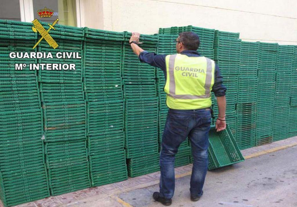cajas para fruta