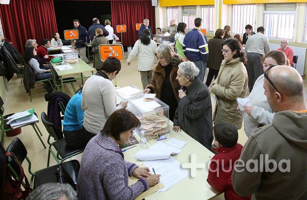 Alerta de correos en albacete el voto puede estar en riesgo for Oficina correos albacete