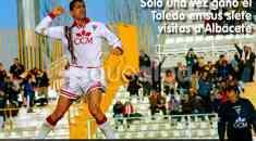 Vintage Albacete-Toledo