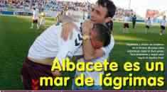 REVISTA DIGITAL, Play off  Lorca - Albacete (0-0)