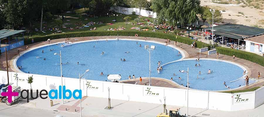 Ya hay fecha para la apertura de las piscinas y la entrada for Piscina santa teresa albacete