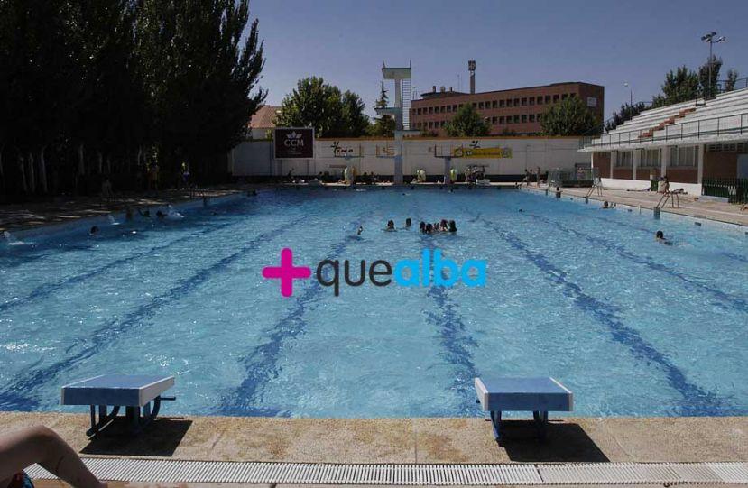Denuncian actitudes violentas en la piscina del carlos for Piscina municipal albacete