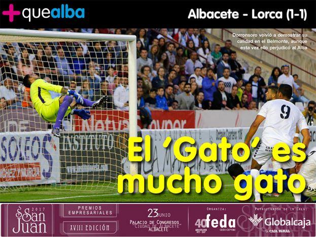 REVISTA DIGITAL, Play off Albacete - Lorca (1-1)