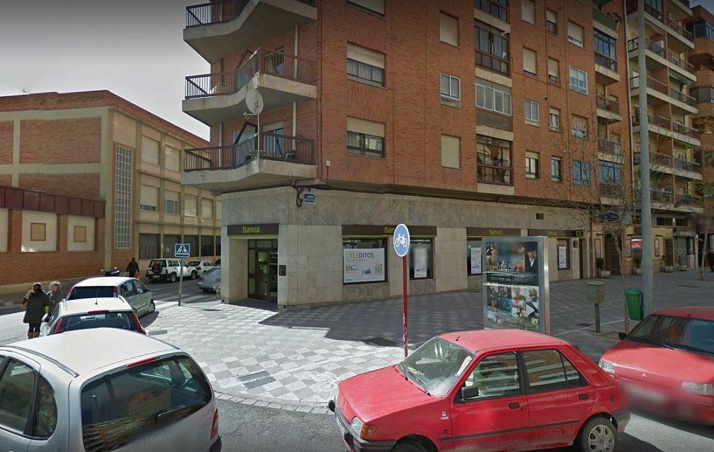 Atracan una oficina de bankia en albacete for Oficinas de bankia en murcia