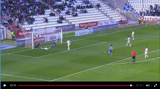 VIDEO ALBACETE - ALAVÉS