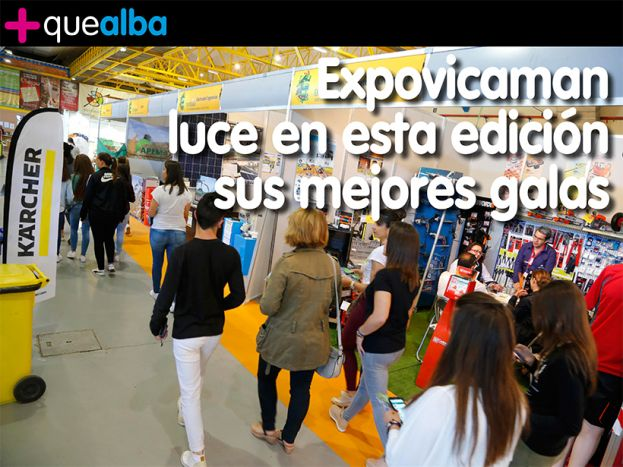 REVISTA DIGITAL, Expovicaman 2017