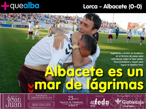 REVISTA DIGITAL, Play off  Lorca - Albacete (0-0)