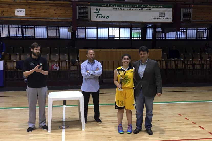 Sigue la Fase Final de baloncesto femenino junior