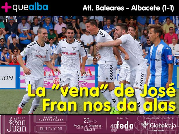 REVISTA DIGITAL Play off Atl. Baleares - Albacete (1-1)