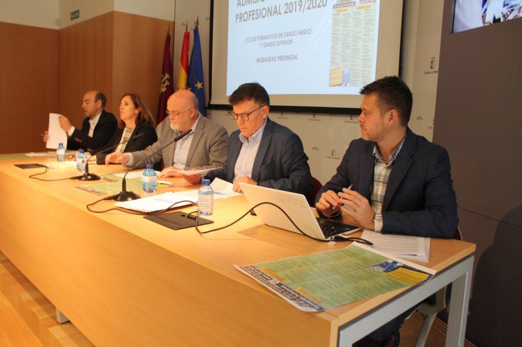 Formación Profesional Suma Nuevos Grados En Albacete Todos