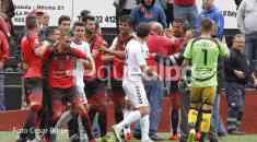 Insultan a Aridane en sala de prensa, el video